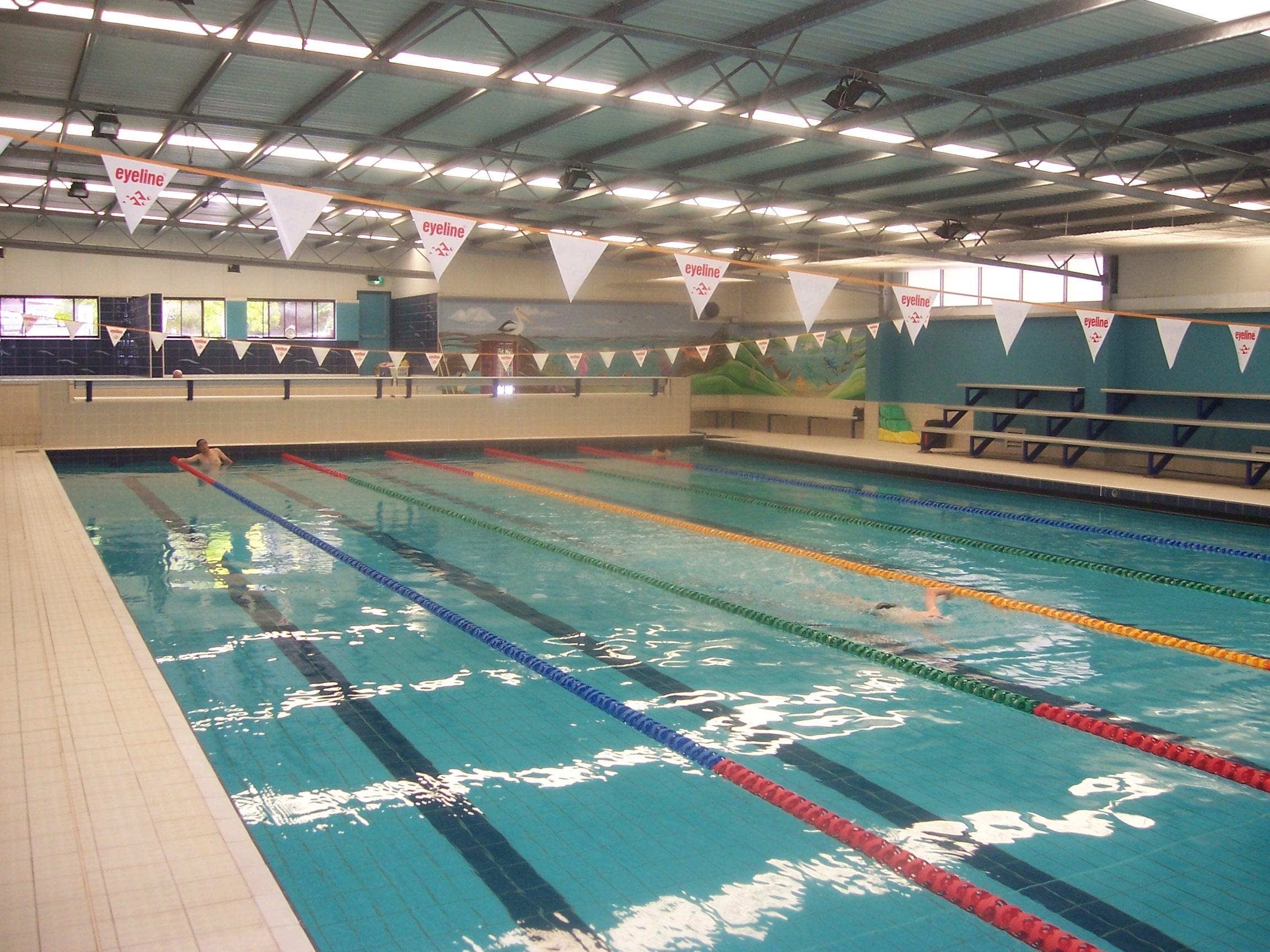 Facilities col jones hurstville col jones learn to swim for Tempe swimming pool
